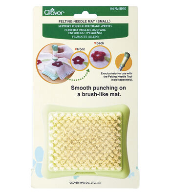 Clover  Felting Needle Mat-Small