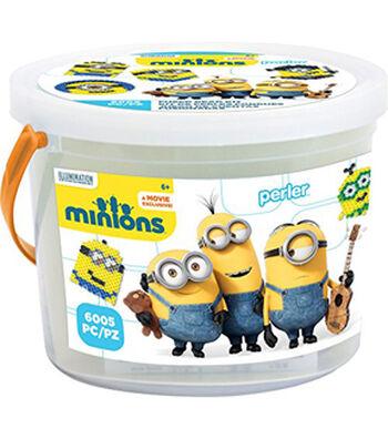 Perler Fun Fusion Fuse Bead Bucket-Minions