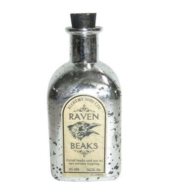 Maker's Halloween Crows Feet Potion Bottle