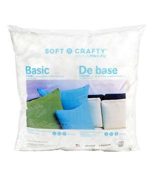 """Soft N Crafty Basic 27"""" x 27 """" Pillow"""