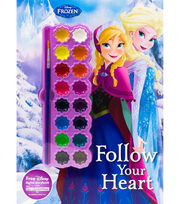 Parragon Disney Frozen Follow Your Heart Activity Book, , hi-res
