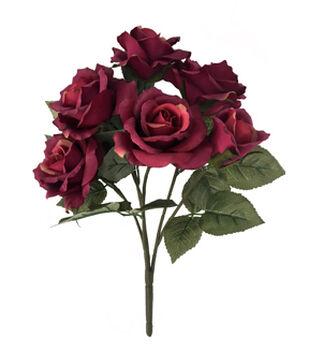 Bloom Room 17'' Rose Bush-Red