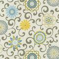 Waverly Upholstery Fabric 54\u0022-Pom Pom Play Spa
