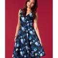 McCall\u0027s Pattern M7503 Misses\u0027 Sleeveless, V-Neck Dresses-Size 14-22