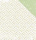 Golden Grove Double-Sided Cardstock 12\u0022X12\u0022-Canola