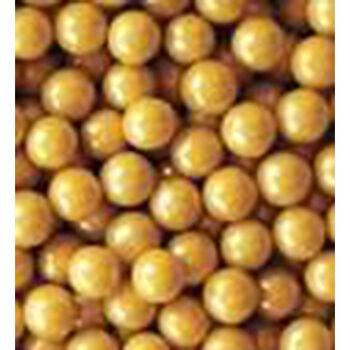 Wilton Sugar Pearls 5oz-Gold
