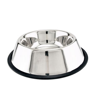 Westminster Pet Products Stainless Steel Non-Skid Dish 24oz