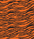 Bandanna Zebra Orange