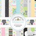 Doodlebug Double-Sided Paper Pad 6\u0022X6\u0022-Kitten Smitten