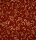 Home Decor 8\u0022x8\u0022 Fabric Swatch-Jaclyn Smith Darcy-Crimson