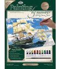 11\u0027\u0027x14\u0027\u0027 Paint By Number Kit-Sailing Ships