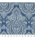 Home Essentials 45\u0022 Print Fabric-Tybar Panorama Indigo