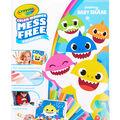 Crayola Color Wonder Mess Free Coloring Set-Baby Shark