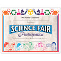 Hayes Science Fair Participation Award, 30 Per Pack, 6 Packs