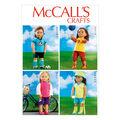 Mccall Pattern M6904 One Size O-Mccall Pattern