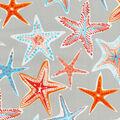 P/K Lifestyles Home Decor 8\u0022x8\u0022 Swatch-Stars Collide Pewter