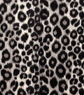 Waverly Upholstery Fabric 54\u0022-Cat\u0027S Meow/Zinc