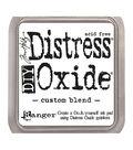 Ranger Tim Holtz Distress 3\u0027\u0027x3\u0027\u0027 DIY Oxide Ink Pad-Custom Blend