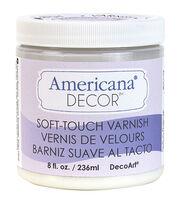 DecoArt Clear - Soft Touch Varnish 8oz, , hi-res