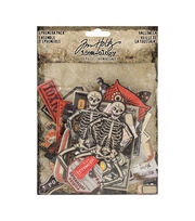 Tim Holtz Idea-ology Halloween-Ephemera, , hi-res