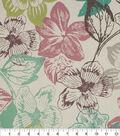 Home Essentials Home Décor Fabric- Portia Orchid