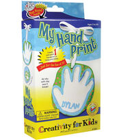 Creativity for Kids Kit-My Handprint, , hi-res