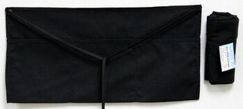 Wear'm Waist Apron Value Pack Black