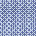 Waverly Surat Stamp Upholstery Fabric 56\u0022-Prussian