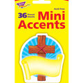 Cross Mini Accents, 36 Per Pack, 6 Packs