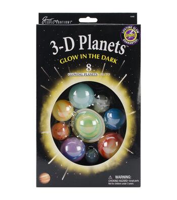 3D Planets Box Kit-