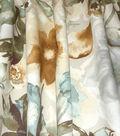 Upholstery Fabric 54\u0022-Petal Press Mineral