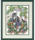 Dimensions Stamped Cross Stitch Kit Springtime View