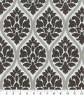 Home Decor 8\u0022x8\u0022 Fabric Swatch-Waverly Shape Shifter Onyx