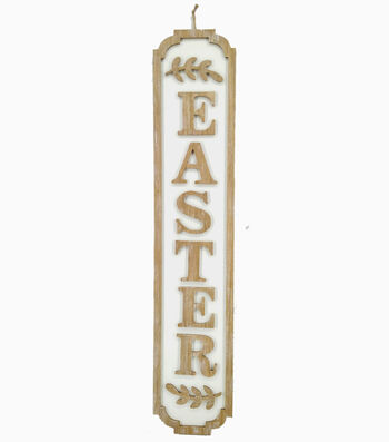 Easter Wooden Wall Decor-Easter