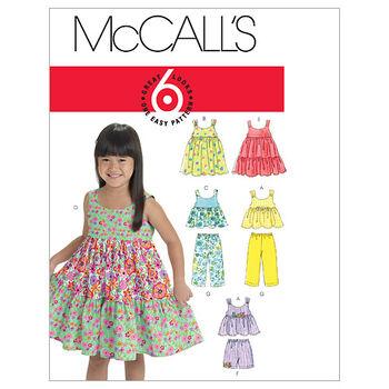 McCall's Children's Casual-M6017