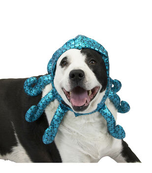 Maker's Halloween Pet Accessory-Octopus Large/X-Large