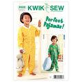 Kwik Sew Pattern K3922 Toddlers\u0027 Sleep & Lounge