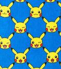 Pokemon Micro Velvet Fleece -Pikachu