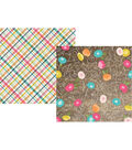 Simple Stories Crafty Girl Double-sided Cardstock-Live, Love, Create