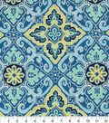Home Essentials Lightweight Decor Fabric-Nicolette Teal