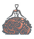 Couture Creations Lavish Ballroom Cut, Foil & Emboss Die-Ball Gown