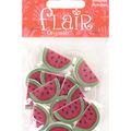 Flair Originals 18 pk Watermelon Slice Buttons