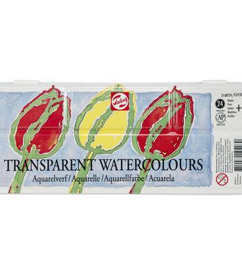 Talens Watercolour Set 24/Pkg