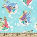 Disney Princess Cotton Fabric-Dream On Princess