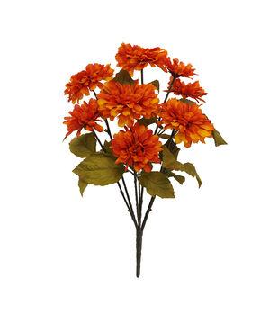 Blooming Autumn Water Resistant Marigold Bush-Orange