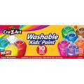 Cra-Z-Art 10 pk Washable Kids\u0027 Paint Pots