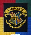 Harry Potter No Sew Fleece Throw 48\u0027\u0027-Hogwarts Crest