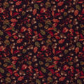 Harvest Cotton Fabric-Harvest Acorn On Brown