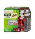 Ball Elite 4 Pack 16 oz. Regular Mouth Pint Sharing Mason Jars