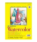 Strathmore Watercolor Paper Pad 9\u0022X12\u0022-140lb Cold Press 12 Sheets